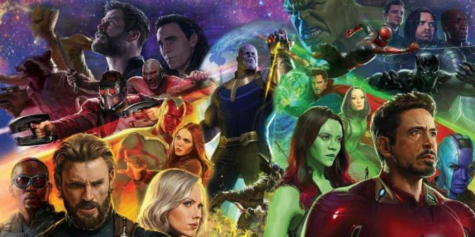 All Released Footage for Avengers: Infinity War