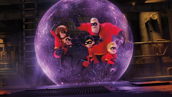 Incredibles 2 Trailer!