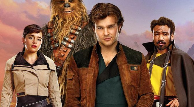 Trailer for Solo: A Star Wars Story