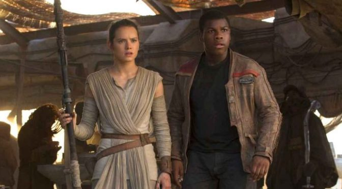 John Boyega Says Star Wars Episode 9 Won't See Finn and Rey Separated