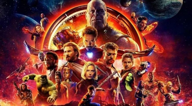 Film Review: AVENGERS INFINITY WAR
