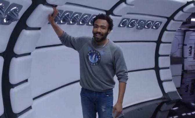 Solo: A Star Wars Story – Tour the Millennium Falcon