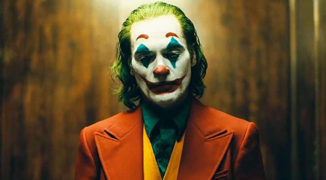 First Trailer for JOKER